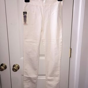Zara White Jean Leggings / Jeggings